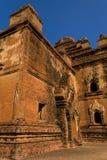 寺庙,在缅甸(Burmar)的Bagan 库存图片