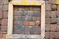 寺庙,柬埔寨边界。 免版税库存照片