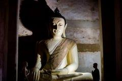 寺庙,菩萨在泰国 免版税图库摄影