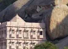 寺庙, Narlai 库存图片