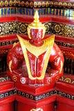 寺庙建筑学 库存图片