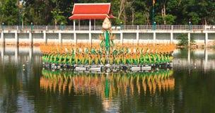 寺庙 图库摄影