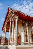 寺庙 免版税库存照片