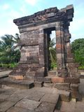 寺庙 免版税库存图片
