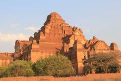 寺庙Bagan 9 免版税图库摄影