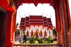 寺庙charong 库存图片