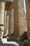 寺庙Ramesses II 免版税库存图片