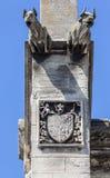 寺庙St军事阿维尼翁 免版税库存照片