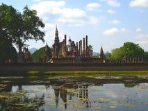 寺庙thailanf 库存图片