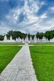 寺庙Wat Suan Dok在清迈;泰国 图库摄影