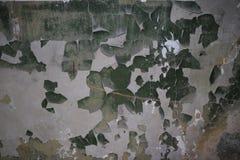 导弹力量老被毁坏的军事基地在爆炸以后的与在wo和防空洞投掷的指挥所 图库摄影