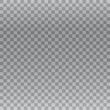 导航与梯度和小正方形的透明度栅格 皇族释放例证