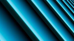导航与蓝色和黑线的抽象背景 免版税图库摄影
