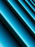 导航与蓝色和黑线的抽象背景 免版税库存图片