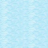 导航乱画圈子水纹理垂直的无缝的样式背景 库存照片