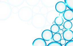 导航圈子分子结构科学原子设计观念背景 免版税库存照片