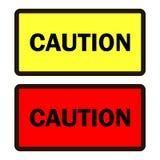 导航标志的一套的图象警告关于危险和abou 免版税库存照片