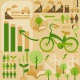 节省能量 免版税库存照片