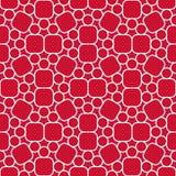 导航现代无缝的五颜六色的几何样式,颜色抽象几何背景,把多彩多姿的印刷品枕在 库存例证