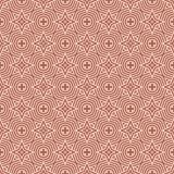 导航线在上色的几何无缝的背景样式例证 向量例证
