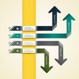 导航进展背景/产品选择或者版本 图库摄影