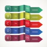 导航进展背景/产品选择或者版本 库存图片