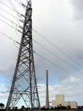 电力工业 免版税库存图片
