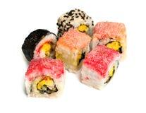 寿司。 库存照片