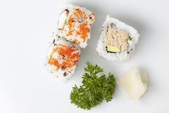 寿司卷 库存照片