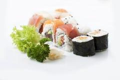 寿司卷 免版税库存照片