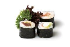 寿司卷 图库摄影