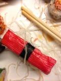 寿司墙纸 免版税图库摄影