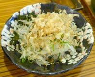 寿司开胃菜特写镜头 免版税库存图片
