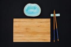 寿司时间 免版税库存照片