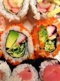 寿司混合 库存照片