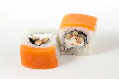 寿司食物日本照片 免版税库存图片