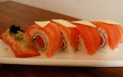 寿司食物 免版税库存照片