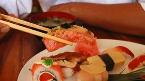 寿司食物 库存照片