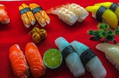 寿司食物 库存图片
