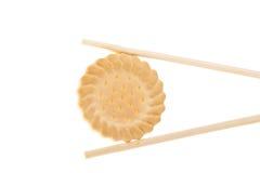 寿司饼干 库存图片