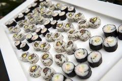 寿司 库存图片