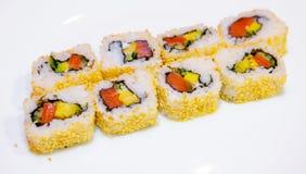 寿司14 库存照片