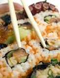 寿司 免版税库存图片