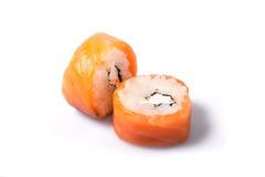 寿司maki卷 库存照片