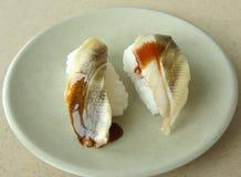 寿司unagi 库存图片
