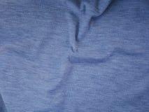 射击灰色被打褶的混合纤维 库存照片