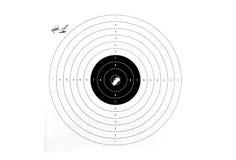 射击顶层 免版税库存图片