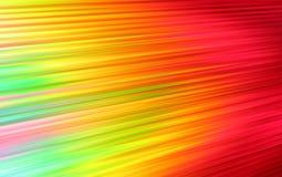 射线五颜六色的dvd 库存图片