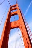 射线桥梁技术支持 库存照片