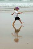 将来的孩子 免版税图库摄影